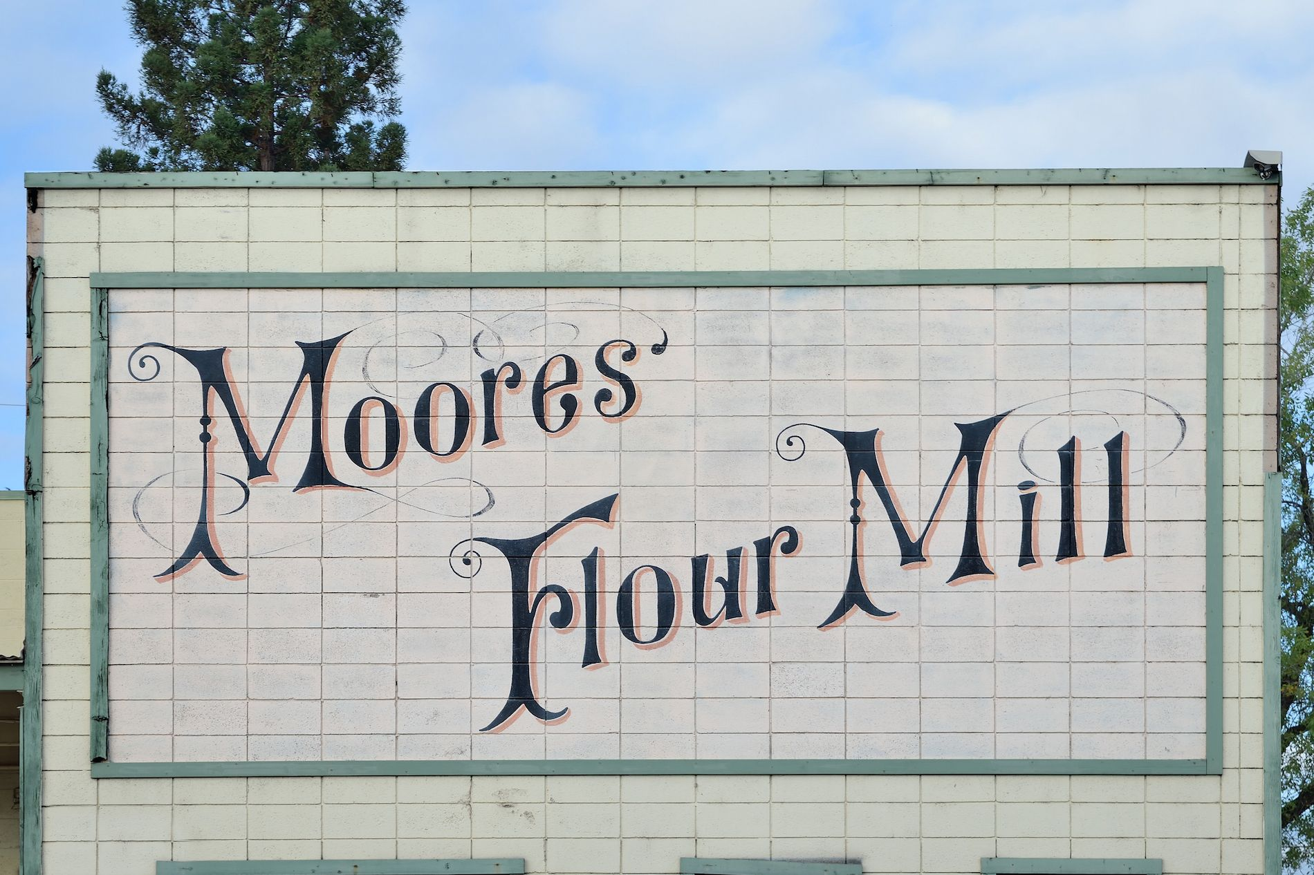 Moores' Flour Mill